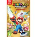 MARIO + RABBIDS KINGDOM BATTLE ZŁOTA ED.  FOLIA SWITCH