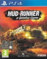 MUD RUNNER A SPRINTIRES GAME PL PS4