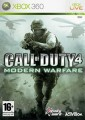 CALL OF DUTY 4 MODERN WARFARE  X360