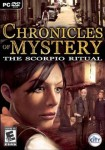 CHRONICLES OF MYSTERY THE SCORPIO RITUAL PC