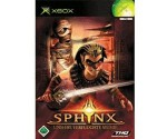 SPHINX AND THE CURSED MUMMY XBOX