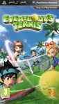 EVERYBODYS TENNIS PSP