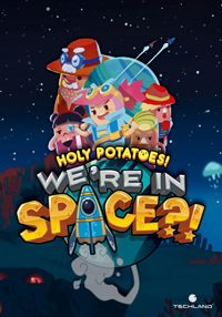 HOLY POTATOES WE'RE IN SPACE? PL PC FOLIA