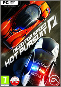 NFS NEED FOR SPEED HOT PURSUIT PL PC