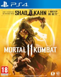 MORTAL KOMBAT 11 PL PS4 FOLIA