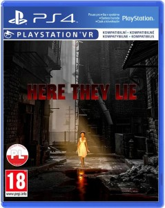 HERE THEY LIE PL PS4 VR