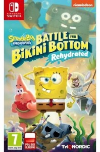 SPONGEBOB BATTLE FOR BIKINI BOTTOM PL