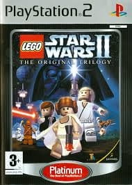 LEGO STAR WARS THE ORIGINAL TRILOGY PS2