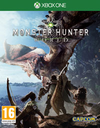 MONSTER HUNTER WORLD PL XONE FOLIA